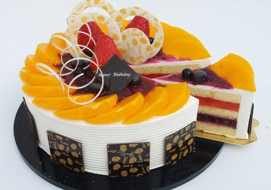 就算有一整块蛋糕,其实也没你什么事!